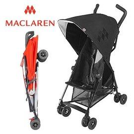 *babygo*輕量上市 Maclaren Mark II 嬰兒手推車【黑色】