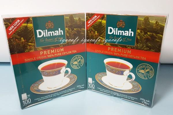 《愛鴨咖啡》帝瑪 Dilmah 斯里蘭卡進口 錫蘭紅茶 2公克*100包/盒