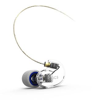志達電子 Evoke ACS 英國艾爾仕 Evoke 喚醒 通用款 一單體 入耳式監聽耳機