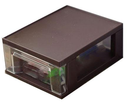 Loxin【SI0031】日本製抽屜盒 收納盒 置物盒 抽屜櫃 辦公桌置物盒
