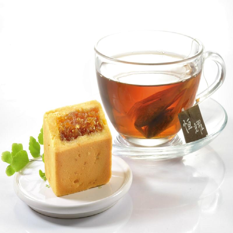 【鳳盒子funbox】三層高雅紅茶禮盒