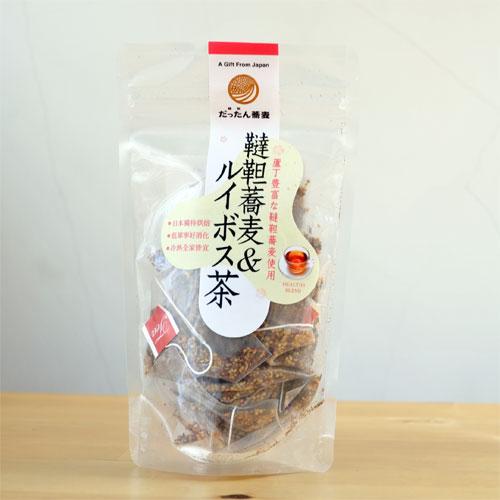 韃靼蕎麥&南非國寶茶/6公克*10包-雙重組合,芬芳清香,適合全家人飲用