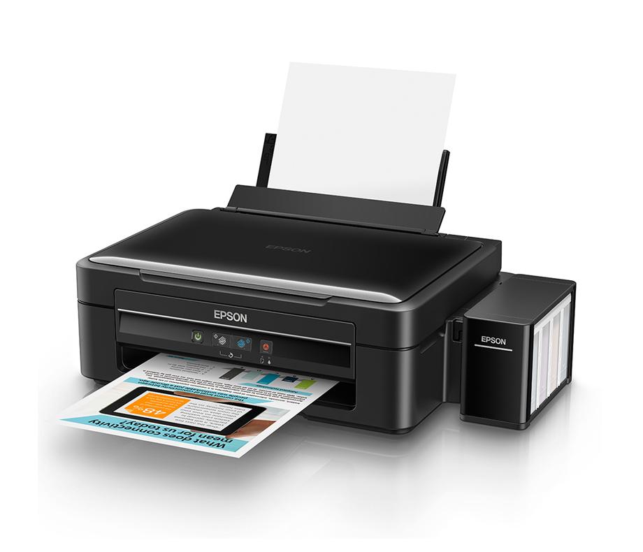 【促銷*免運】EPSON L360 高速Wifi四合一連續供墨印表機(11/31前加購墨水*上網登錄可參加原廠活動升級保固!)