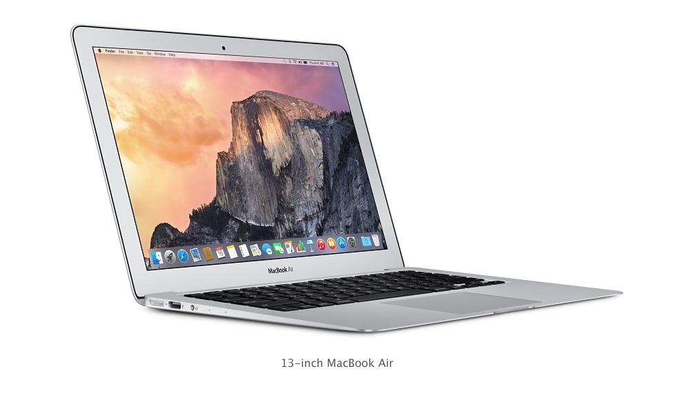 ★整點特賣-搶購送萬點★8/27 Apple 蘋果 MacBook Air 13.3吋 MJVE2TA/A 筆記型電腦 13.3/i5-1.6/4GB/128GB-Flash