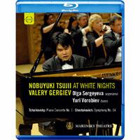 辻井伸行 在俄羅斯白夜音樂節~葛濟夫指揮馬林斯基劇院管弦樂團 Nobuyuki Tsujii at White Nights (藍光Blu-ray) 【EuroArts】