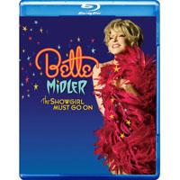 貝蒂米勒:舞孃不停歇 Bette Midler: The Showgirl Must Go On (藍光blu-ray) 【Evosound】