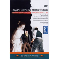 貝里尼:歌劇《卡普烈與蒙太奇家族》 Vincenzo Bellini: I Capuleti e I Montecchi (DVD)【Dynamic】