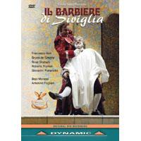 羅西尼:歌劇《塞爾維亞理髮師》 Gioachino Rossini: Il barbiere di Siviglia (DVD)【Dynamic】