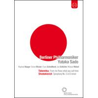 為日本祈福 佐渡裕指揮柏林愛樂 Berliner Philharmoniker & Yutaka Sado - Charity Concert for Japan (DVD) 【EuroArts】