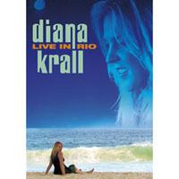 黛安娜.克瑞兒:情迷里約演唱會 Diana Krall: Live in Rio (DVD) 【Evosound】