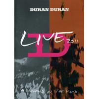 杜蘭杜蘭:意志之鑽現場演唱會 Duran Duran: A Diamond In The Mind (DVD) 【Evosound】