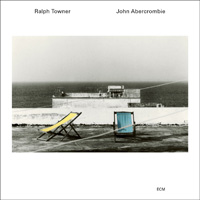 約翰.亞伯孔比/拉爾夫.陶納 John Abercrombie / Ralph Towner: Five Years Later (CD) 【ECM】
