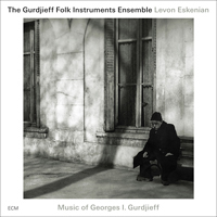 The Gurdjieff Folk Instruments Ensemble: Levon Eskenian (CD) 【ECM】