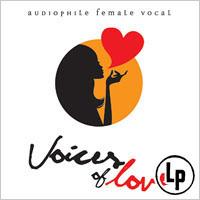 愛情萬歲!全球美聲歌后精選 Audiophile Female Vocals - Voices of Love (Vinyl LP) 【Evosound】
