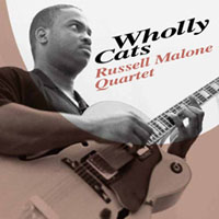 羅素.馬龍:所有貓 Russell Malone: Wholly Cats (CD) 【Venus】