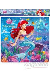 迪士尼溫馨拼圖:小美人魚