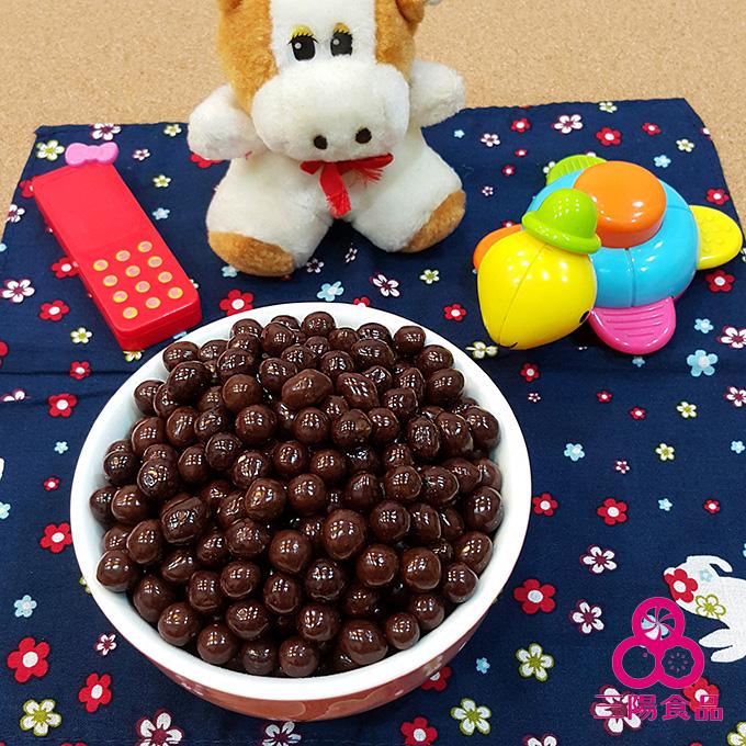 【三陽食品】巧克力米果