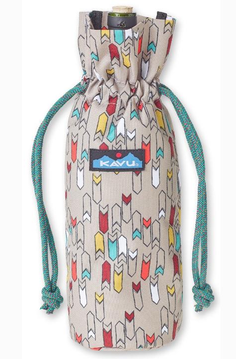 ├登山樂┤美國西雅圖KAVU Napa Sack 休閒拉繩提袋/水瓶袋 方向指引#9063(442)