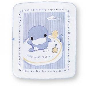 『121婦嬰用品館』KUKU 嬰兒透氣尿床墊