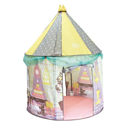 預購。小朋友的秘密基地 造型帳篷-歐洲公主 城堡帳篷屋。裕子的店【jp1220-419】
