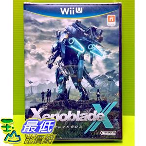 [現金價] Wii U 異域神劍 X Xenoblade X 純日版
