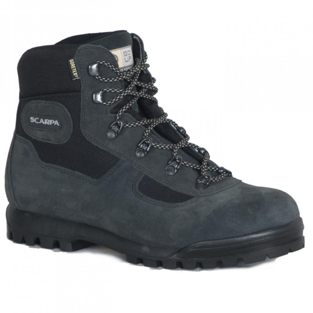 ├登山樂┤義大利Scarpa LITE TREK GORE-TEX 60023高筒登山鞋 灰黑 #SP60023