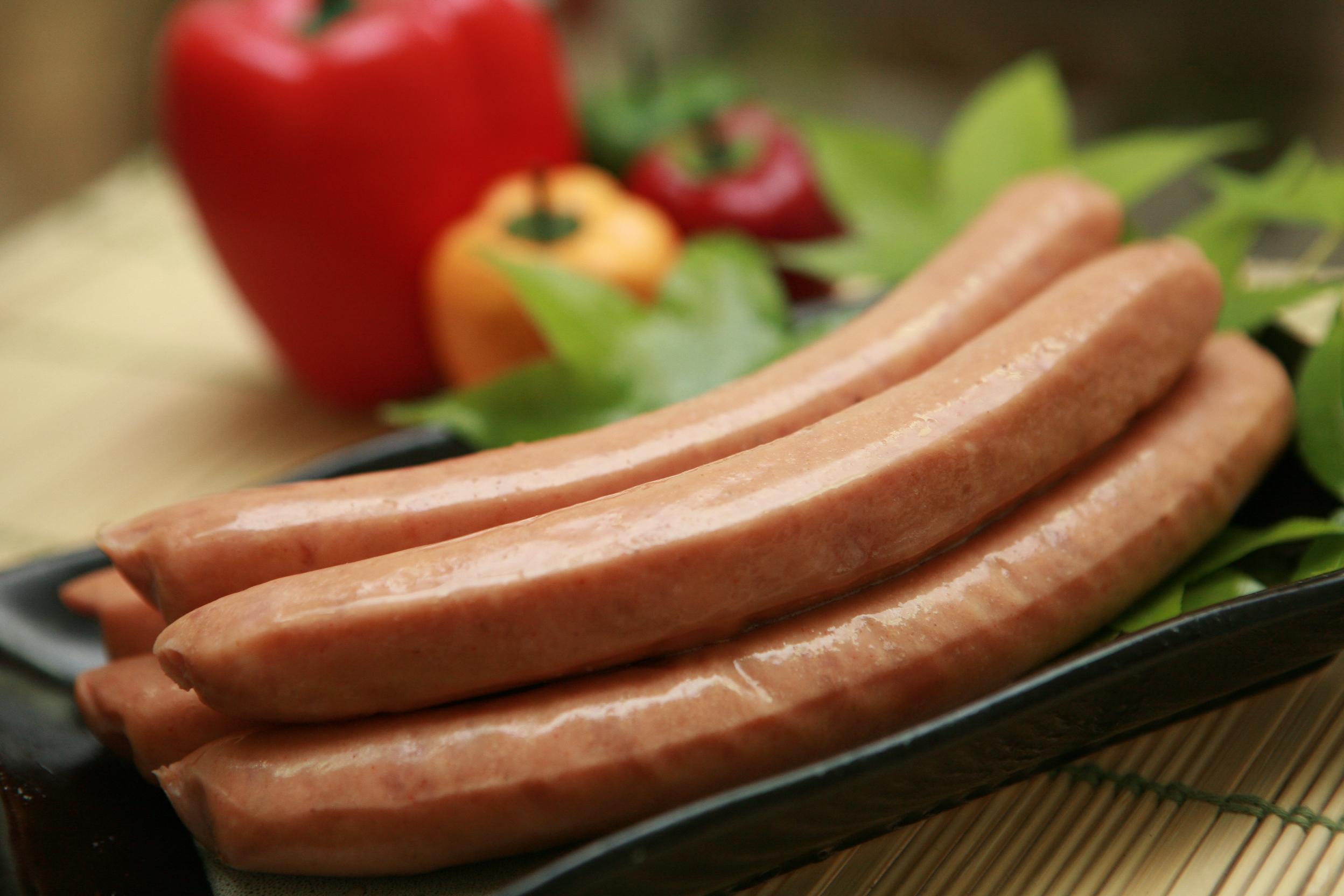 國產德式香腸(5支/包)