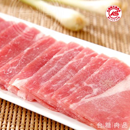 台糖 豬肉片(300g/盒)