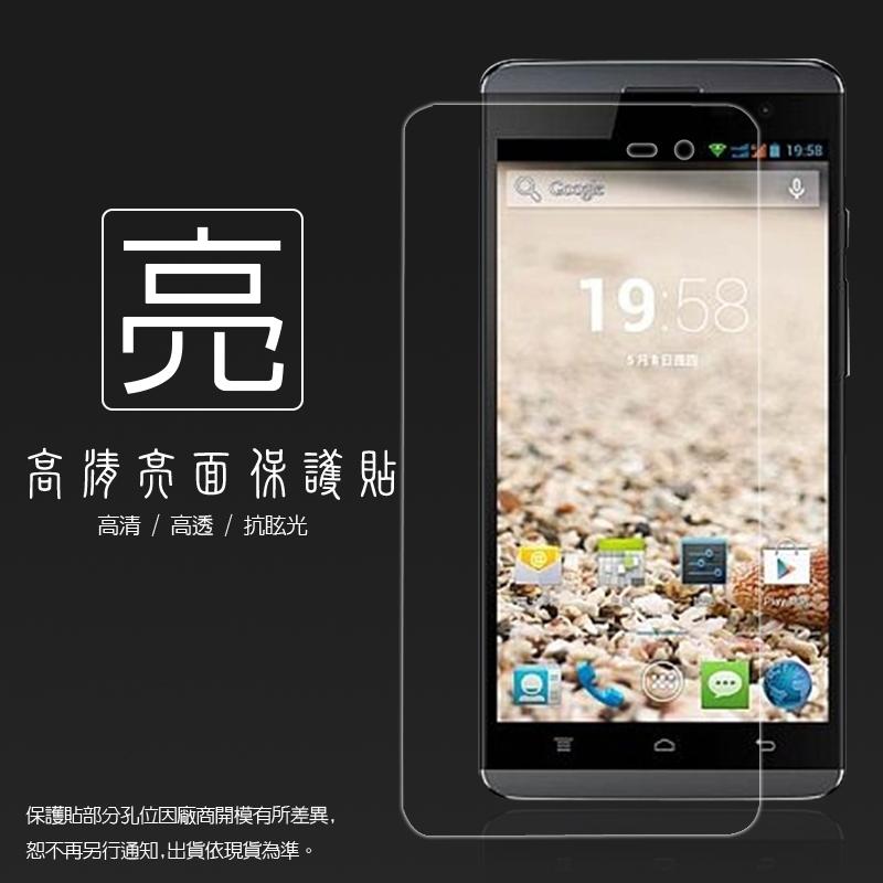 亮面螢幕保護貼 亞太 A+World G6 SK EG980 保護貼