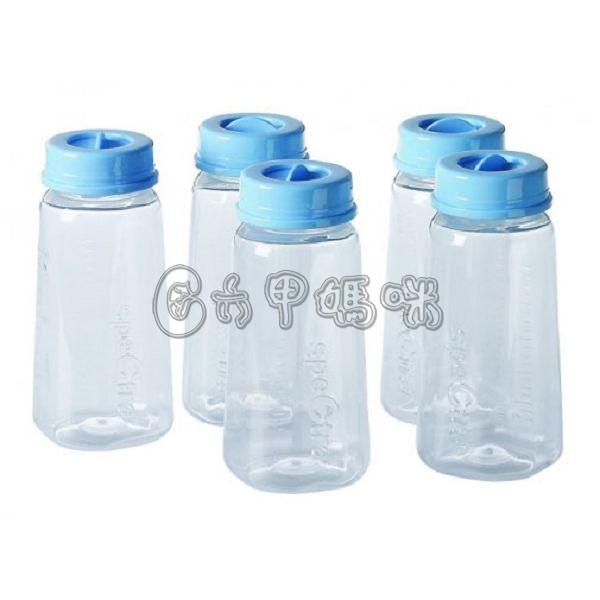 貝瑞克奶水儲存瓶5入【六甲媽咪】