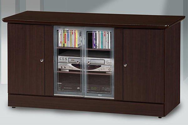 【尚品家具】111-01胡桃4尺電視櫃矮櫃儲櫃長櫃~另有白橡柚木山毛色、2尺、3尺~