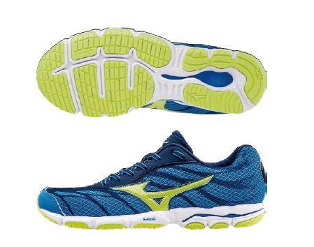 【登瑞體育】MIZUNO 男路跑鞋 WAVE HITOGAMI 3 - J1GA168044