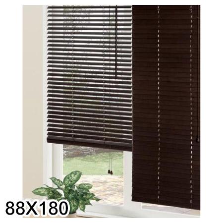 木製百葉窗 VENTO DBR 88X180