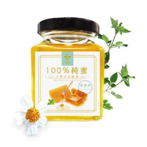 台灣國產【咸豐草100%純蜜】250g