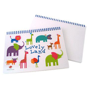 HFPWP 空白筆記本 (B5) 動物園隨手記 環保材質 台灣製 LYCB5 / 本