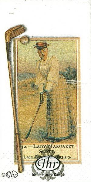 高爾夫(乳白底色)-德國 IHR 紙手帕