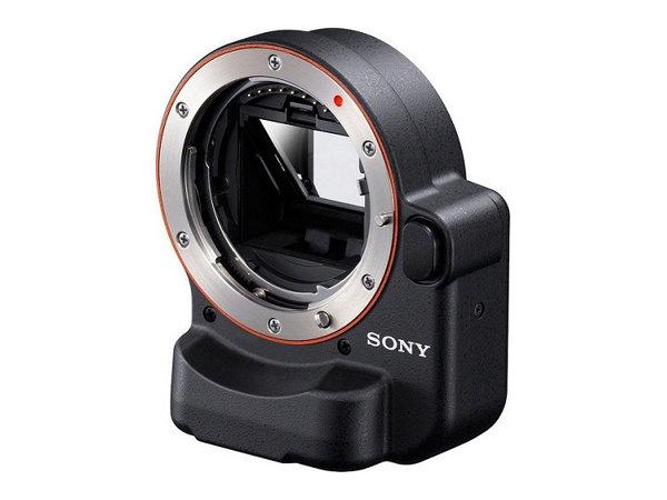 Sony LA-EA2 鏡頭轉接環 使用α 全系列鏡頭可自動對焦 平輸 含稅免運費
