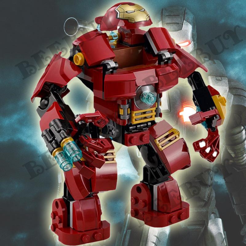 MK46 積木 超級英雄 鋼鐵人 益智積木 兼容樂高 另有旋風忍者 新品 新包裝