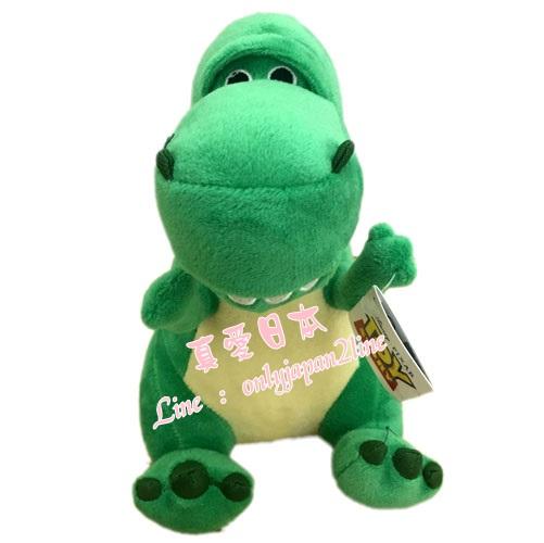 【真愛日本】160902000048吋-暴暴龍全身吊娃    迪士尼 玩具總動員 TOY 娃娃 絨毛 擺飾