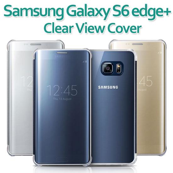 【全透視感應皮套】三星 Samsung Galaxy S6 Edge+ G9287/S6 Edge Plus 原廠皮套/智能保護套/側掀電池背蓋殼