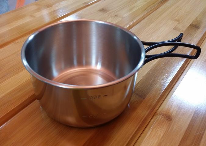 日野戶外~台灣文樑 ST-2011-2 600cc 不鏽鋼碗 摺疊碗 湯碗 鍋具 餐具 304不鏽鋼 露營 登山