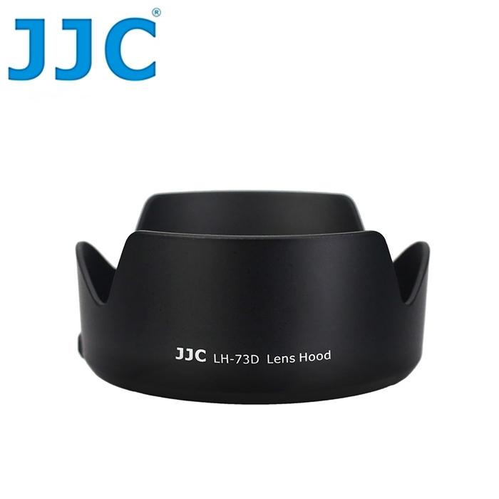 又敗家@JJC佳能副廠Canon蓮花型遮光罩EW-73D遮光罩(可反扣倒裝)相容Canon原廠EW73D遮光罩,適EF-S 18-135mm f/3.5-5.6 IS USM遮陽罩1:3.5-5.6花瓣型太陽罩lens hood
