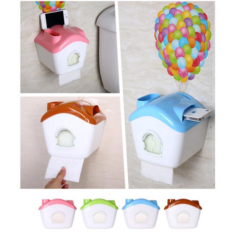 多功能廁所紙巾架 衛生紙架 手機擴音喇叭 手機座 捲筒衛生紙架