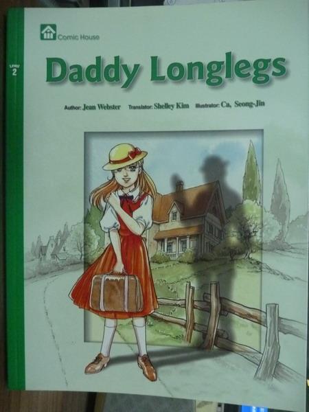 【書寶二手書T5/少年童書_PEW】Daddy longlegs_Jean Webster