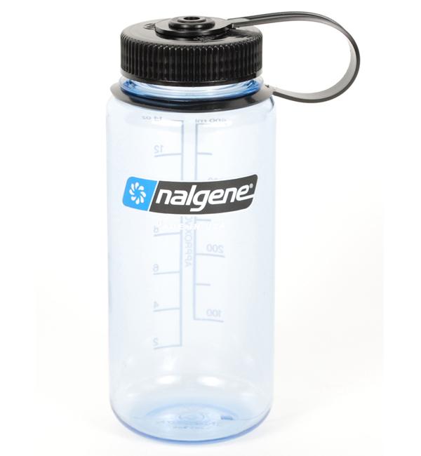 【鄉野情戶外專業】Nalgene  美國   寬口水壺《燕尾藍》/運動水壺 水瓶 隨身水壺/682010-0421 【容量500ml】