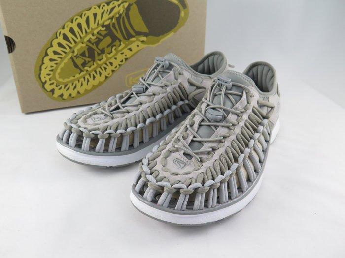 《台南悠活運動家》KEEN 美國 男款戶外繩編涼鞋 1015687