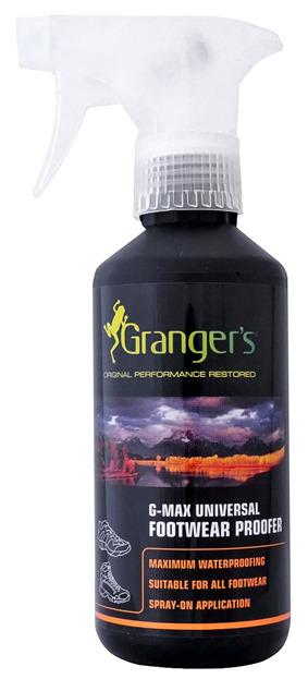 【鄉野情戶外專業】 Granger's |英國| 登山鞋/休閒鞋通用抗水噴劑/防潑水劑275ml_GRF12
