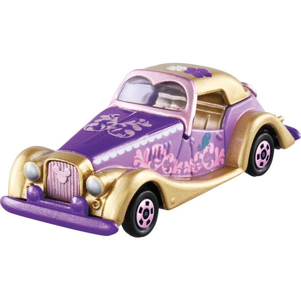【真愛日本】16080300001TOMY小車-魔髮奇緣DM-08  TAKARA TOMY多美小汽車 模型車 收藏 擺飾