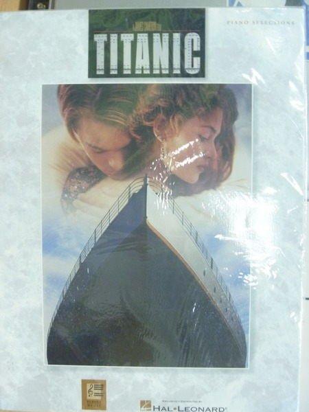 【書寶二手書T7/收藏_PQB】Titanic