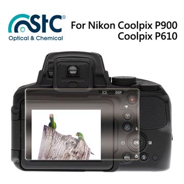 【STC】For Nikon P900 - 9H鋼化玻璃保護貼